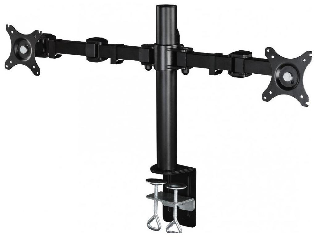 Кронштейн Кронштейн Hama Fullmotion H-95830 (до 4кг) Black