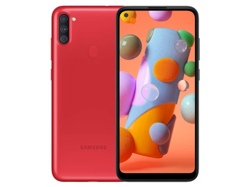 Сотовый телефон Samsung SM-A115F Galaxy A11 2Gb/32Gb Red
