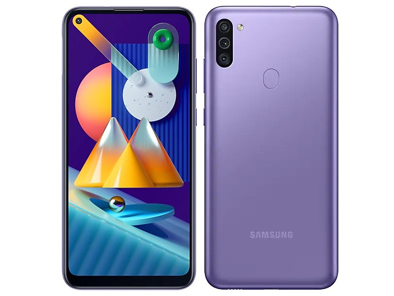 Сотовый телефон Samsung Galaxy M11 Purple