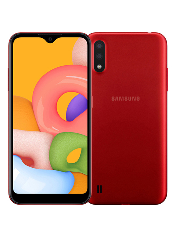 Сотовый телефон Samsung SM-M015F Galaxy M01 3Gb/32Gb Red