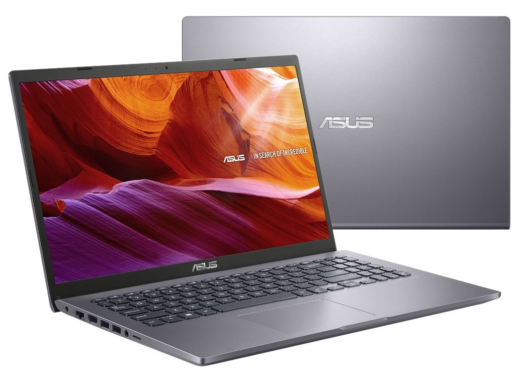Ноутбук ASUS VivoBook X545FJ-BQ034 Grey 90NB0NQ2-M00380 Выгодный набор + серт. 200Р!!!(Intel Core i5-10210U 1.6 GHz/8192Mb/1000Gb/DVD-RW/nVidia GeForce MX230 2048Mb/Wi-Fi/Bluetooth/Cam/15.6/1920x1080/DOS)