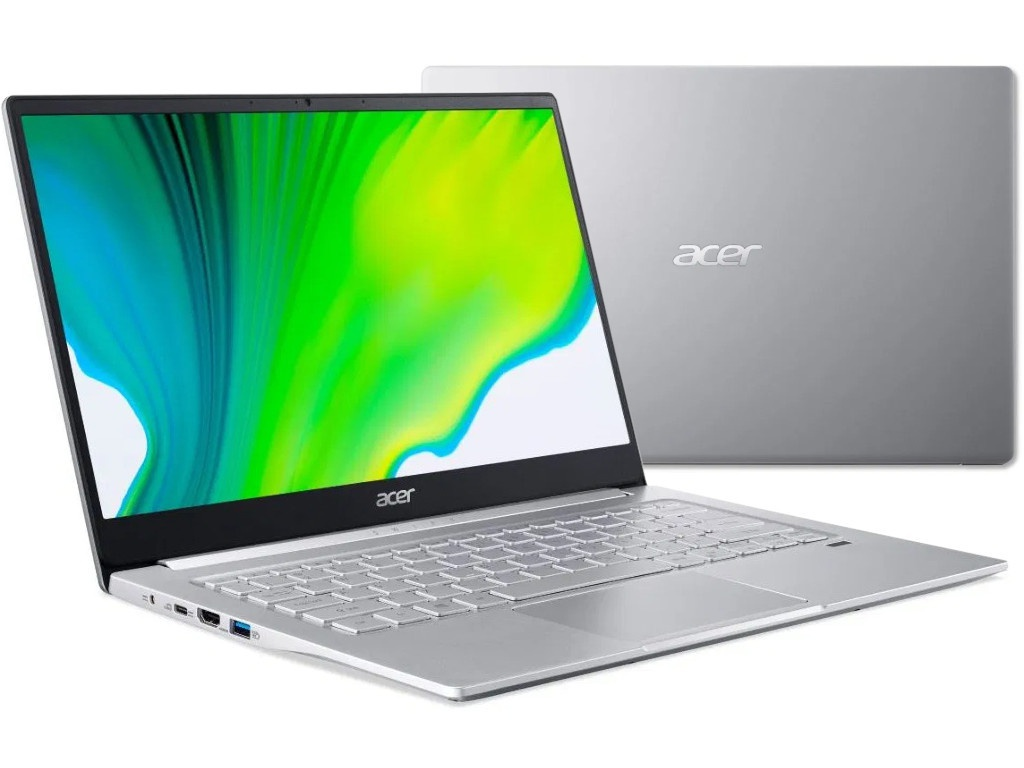 Ноутбук Acer Swift 3 SF314-42-R6W4 Silver NX.HSEER.003 Выгодный набор + серт. 200Р!!!(AMD Ryzen 4300U 2.7 GHz/8192Mb/256Gb SSD/AMD Radeon Graphics/Wi-Fi/Bluetooth/Cam/14.0/1920x1080/Only boot up)