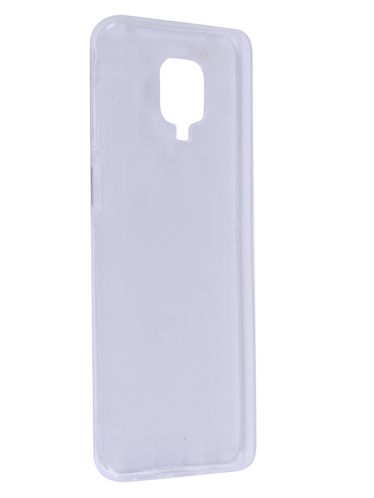 Чехол Zibelino для Xiaomi Redmi Note 9S / 9 Pro Ultra Thin Case Transparent ZUTC-XMI-RDM-NOT9S-WHT