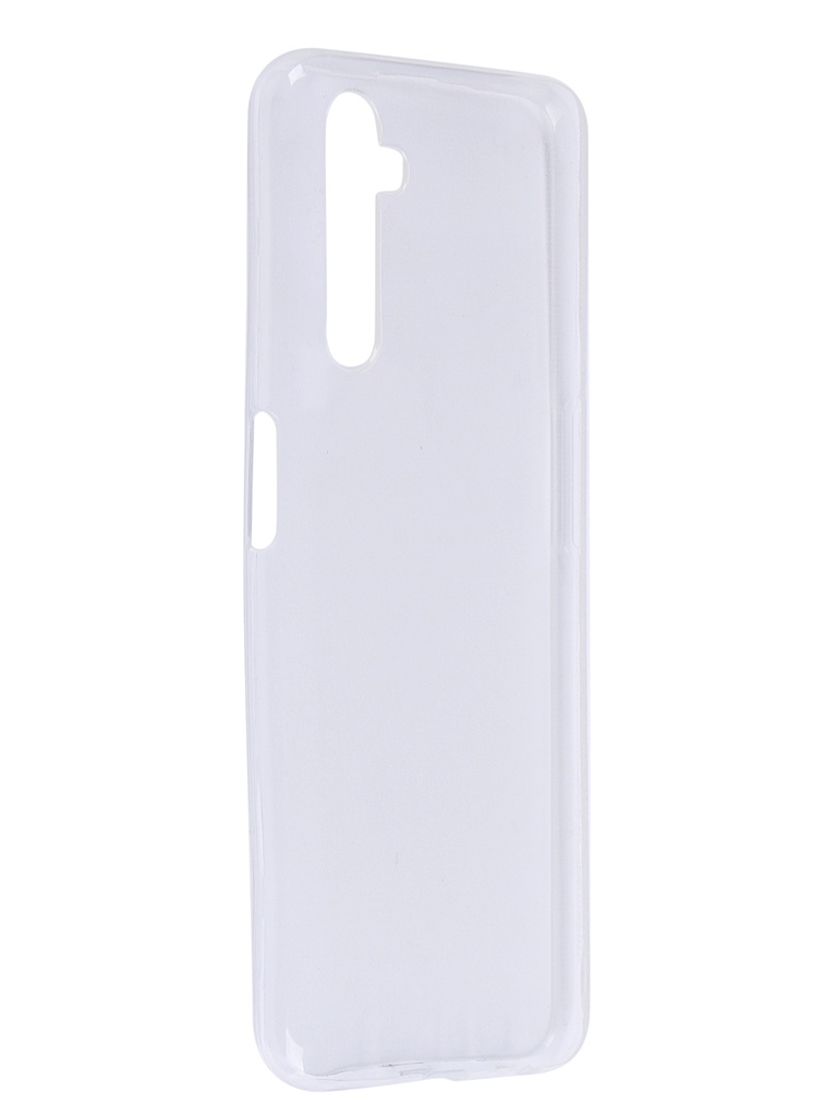 Чехол Zibelino для Realme 6 Pro Ultra Thin Case Transparent ZUTC-RLM-6PRO-WHT
