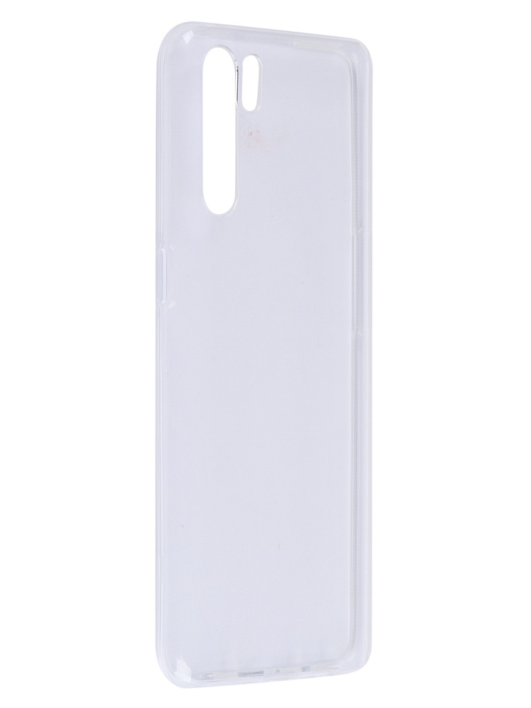 Чехол Zibelino для Oppo A91/F15 Ultra Thin Case Transparent ZUTC-OP-A91-WHT