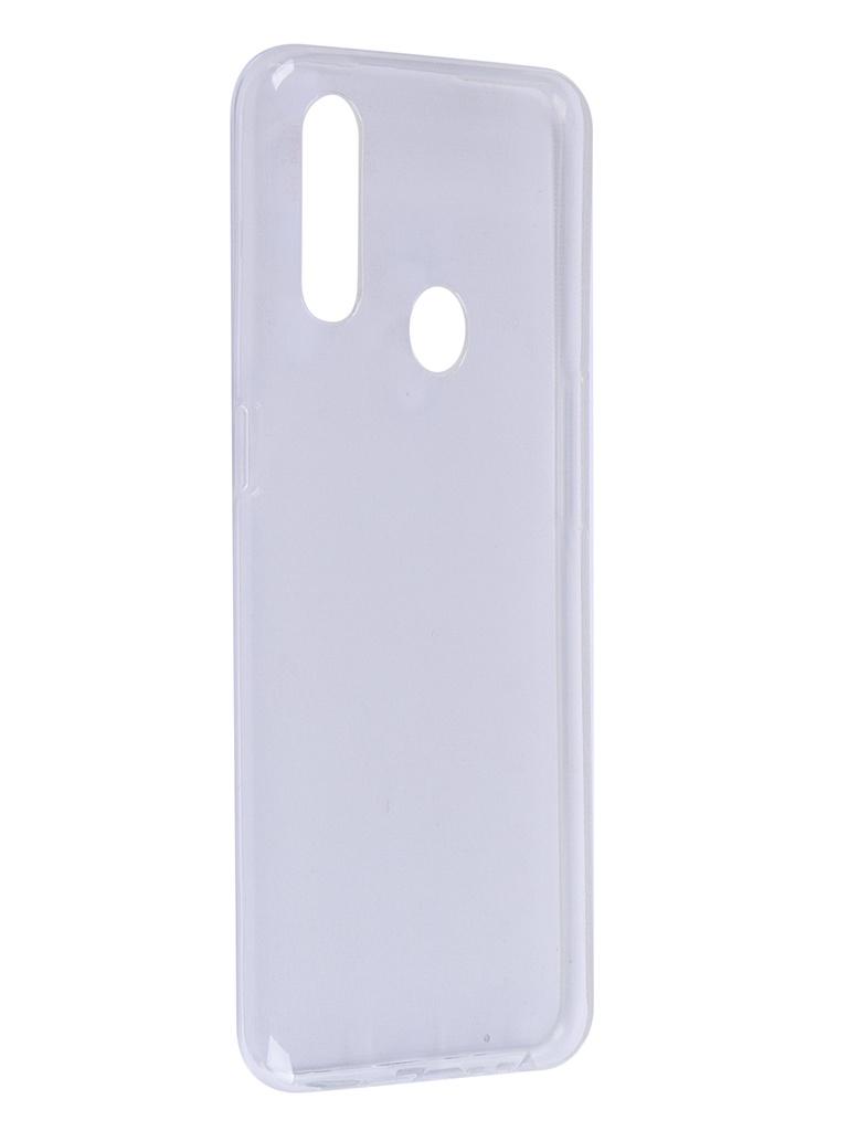 Чехол Zibelino для Oppo A31 Ultra Thin Case Transparent ZUTC-OP-A31-WHT