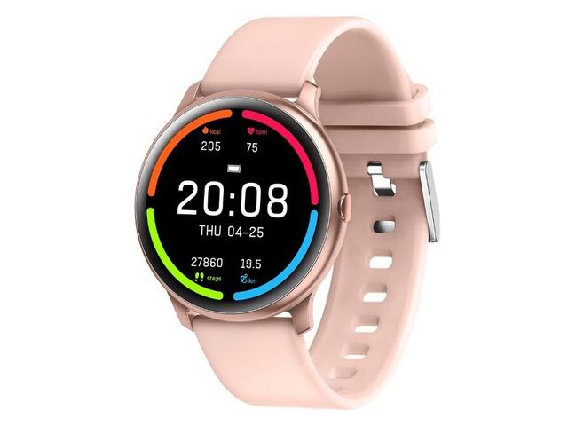 Умные часы KingWear KW13 Pink