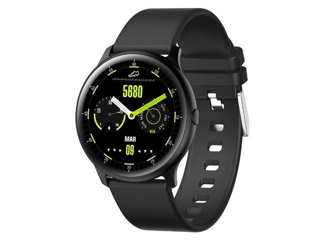 Умные часы KingWear KW13 Black
