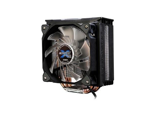 Кулер Zalman CNPS10X Optima II Black (Intel LGA2066/2011-V3/2011/115X/1366// AMD AM4/AM3+/AM3/FM2+/FM2)