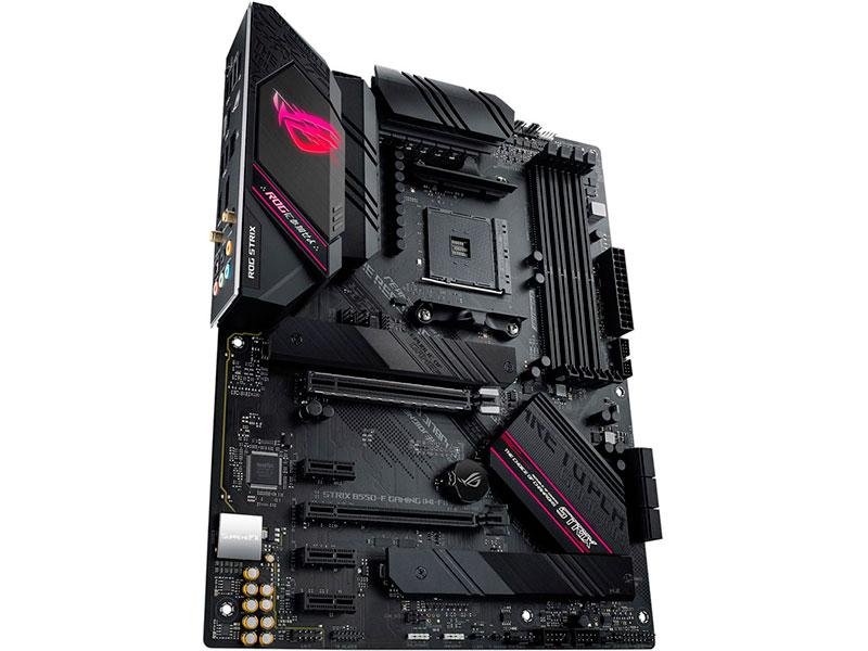 Материнская плата ASUS ROG Strix B550-F Gaming (WI-FI) wi fi адаптер asus usb ac56