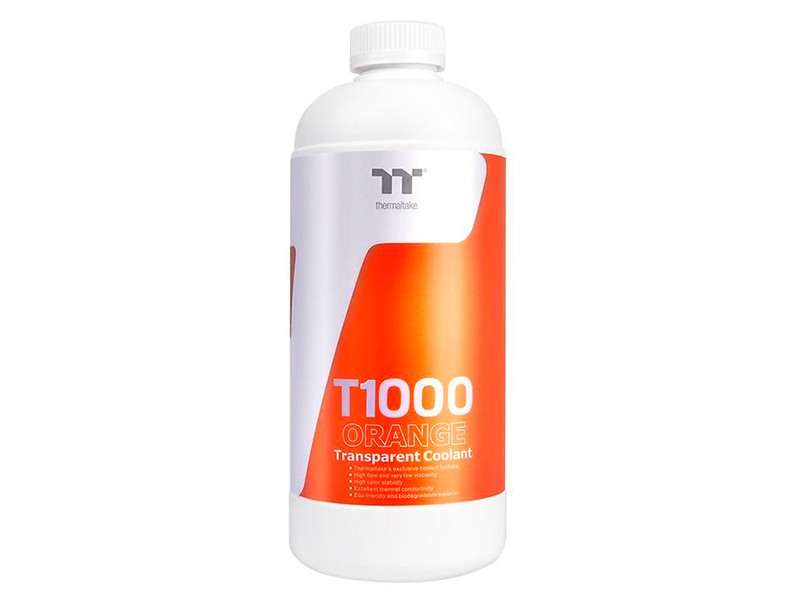 Хладагент Thermaltake T1000 1000ml Orange CL-W245-OS00OR-A