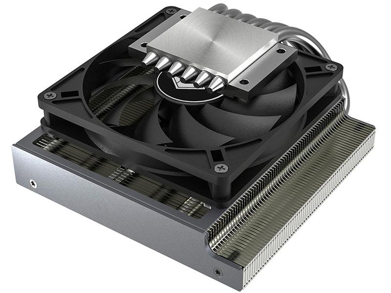 Кулер ID-Cooling Cooler IS-47K (Intel LGA1200/1151/1150/1155/1156// AMD AM4)