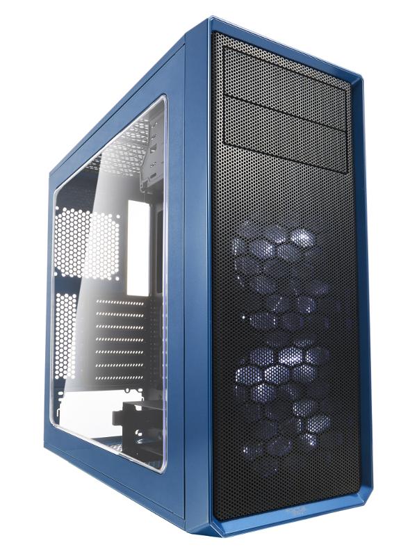 Корпус Fractal Design Focus G Petrol Blue FD-CA-FOCUS-BU-W