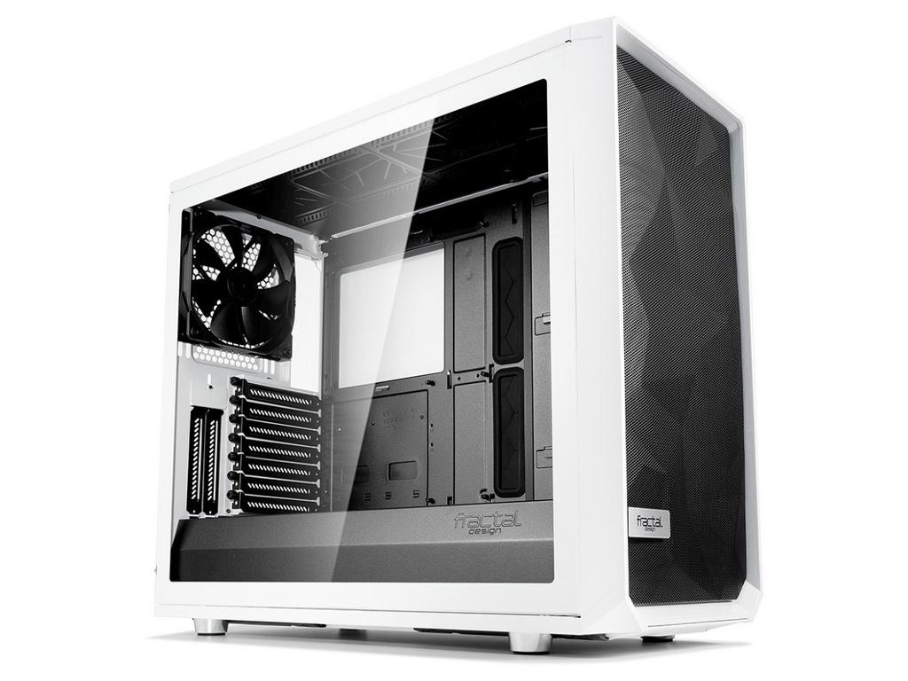 Корпус Fractal Design Medhify S2 White TG FD-CA-MESH-S2-WT-TGC