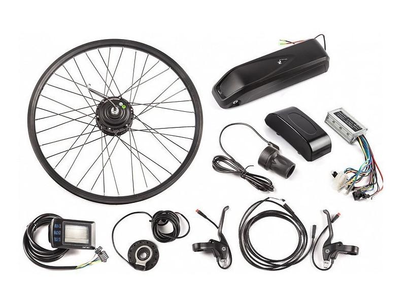 Мотор-колесо Eltreco 36V 500W LCD 26 + АКБ 10Ah 22441