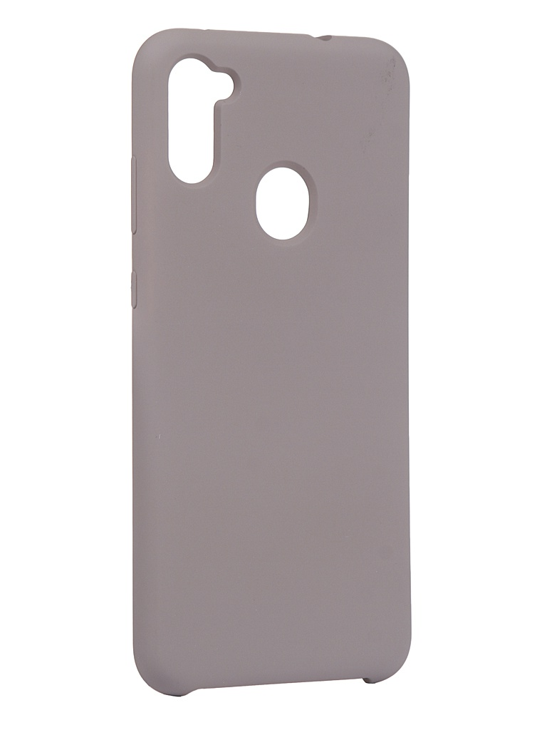 Чехол Neypo для Samsung Galaxy A11/M11 2020 Hard Case Grey NHC16823