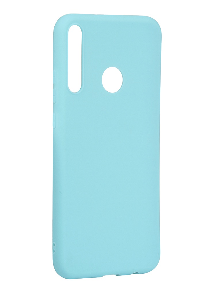 Чехол Neypo для Honor 9C Silicone Soft Matte Turquoise NST17122