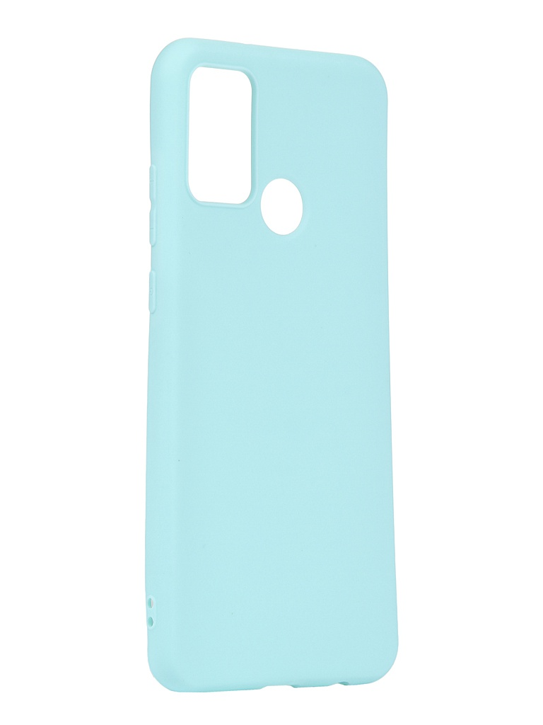 Чехол Neypo для Honor 9A Silicone Soft Matte Turquoise NST17392