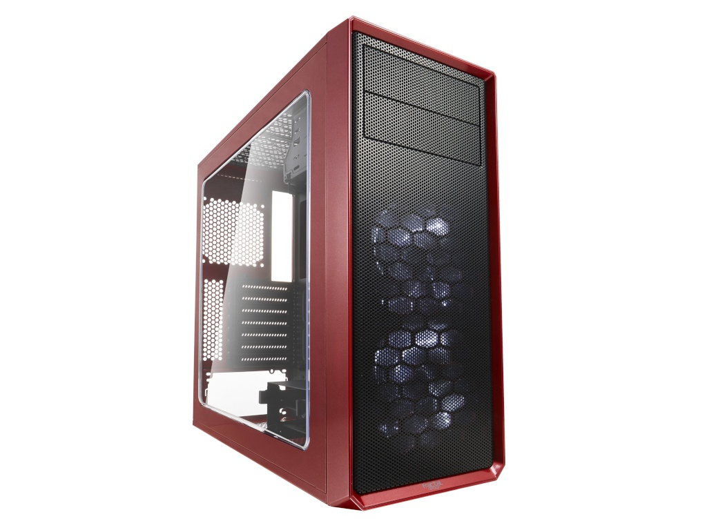 Корпус Fractal Design Focus G Red FD-CA-FOCUS-RD-W