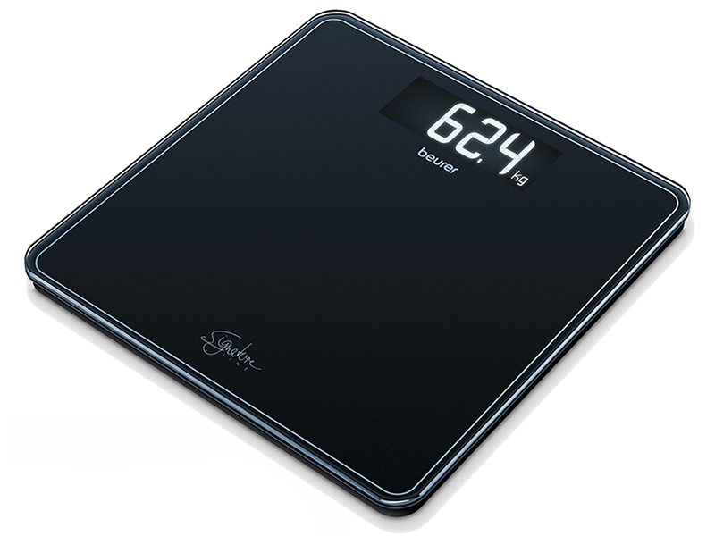 Весы напольные Beurer GS 400 Signature Line Black 735.78