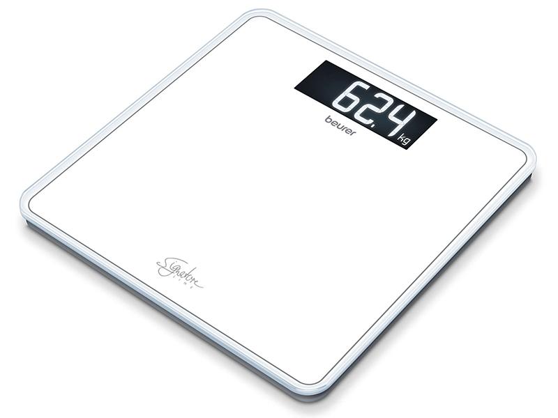 Весы напольные Beurer GS 400 Signature Line White 735.79