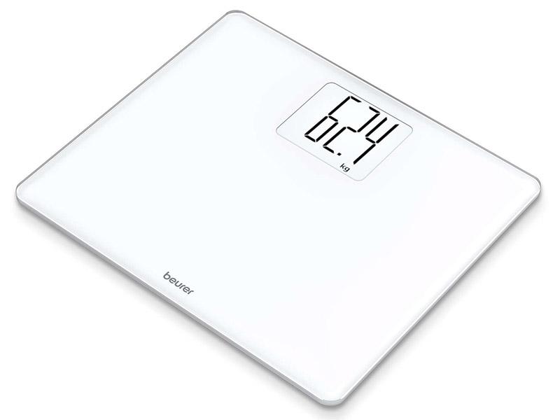 Весы напольные Beurer GS 340 XXL White 756.03 весы напольные beurer bf950 white 749 11