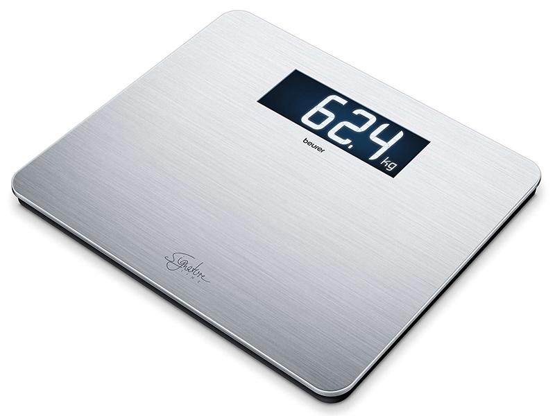 Весы напольные Beurer GS 405 Signature Line Silver 735.82