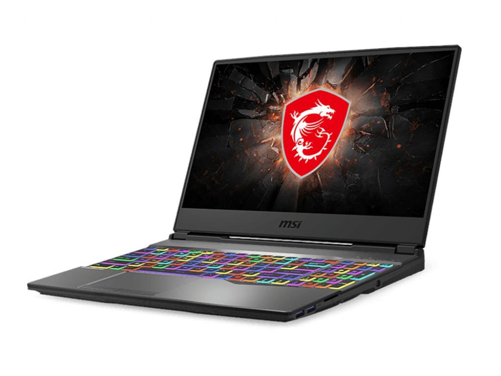 Ноутбук MSI GP65 Leopard 10SFK-254XRU Black 9S7-16U711-254 (Intel Core i7-10750H 2.6 GHz/16384Mb/512Gb SSD/nVidia GeForce RTX 2070 8192Mb/Wi-Fi/Bluetooth/Cam/15.6/1920x1080/DOS) ноутбук msi p65 creator 9se 648ru intel core i7 9750h 2600mhz 15 6 1920x1080 16gb 512gb ssd dvd нет nvidia geforce rtx 2060 6gb wi fi bluetooth windows 10 home 9s7 16q412 648 серый