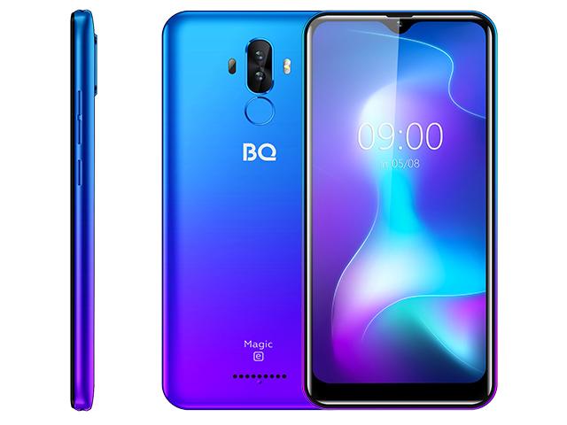 Сотовый телефон BQ 6042L Magic E Ultra Violet