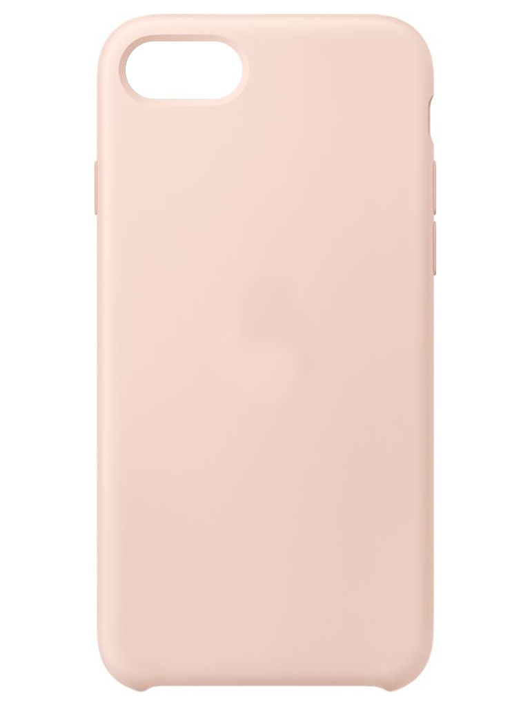 Чехол для APPLE iPhone SE (2020) Silicone Case Pink Sand MXYK2ZM/A