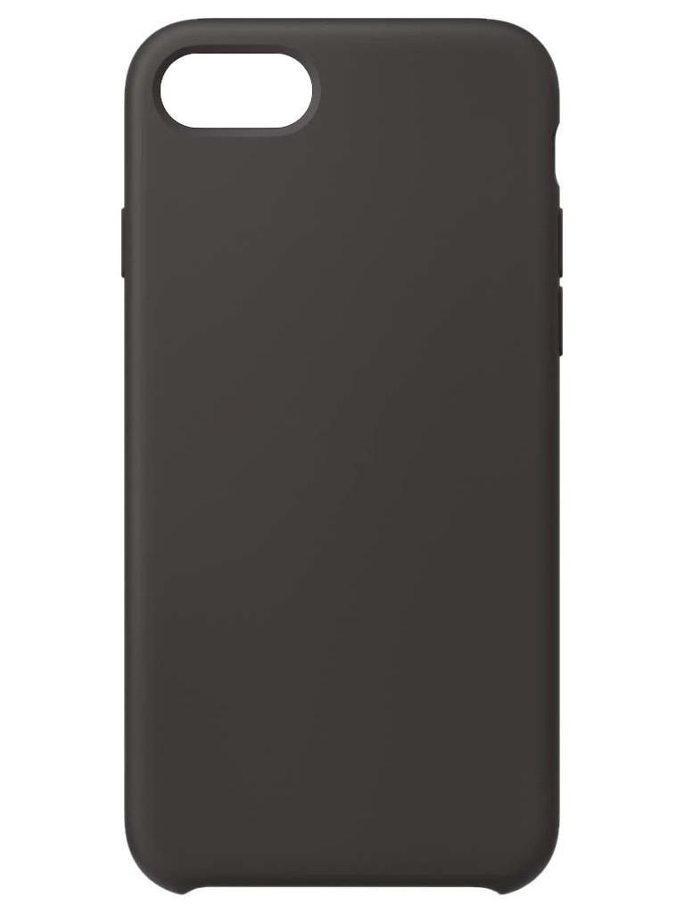 Чехол для APPLE iPhone SE (2020) Silicone Case Black MXYH2ZM/A