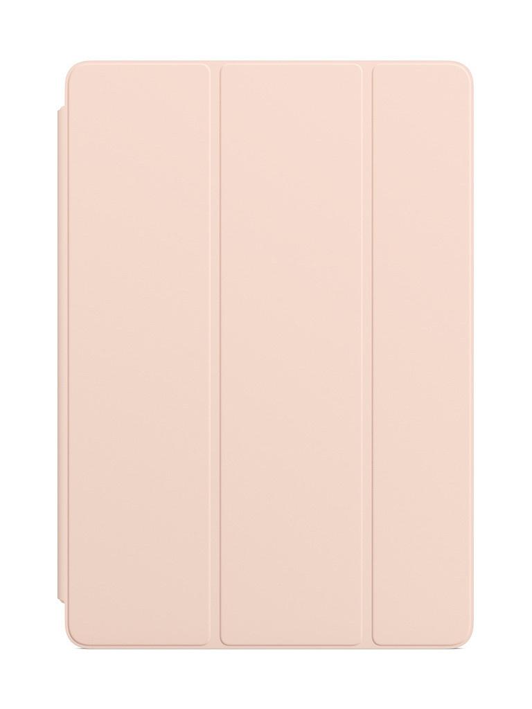 Чехол для APPLE iPad Air 10.5 Smart Cover Pink Sand MVQ42ZM/A чехол книжка apple smart cover для ipad красный mr632zm a