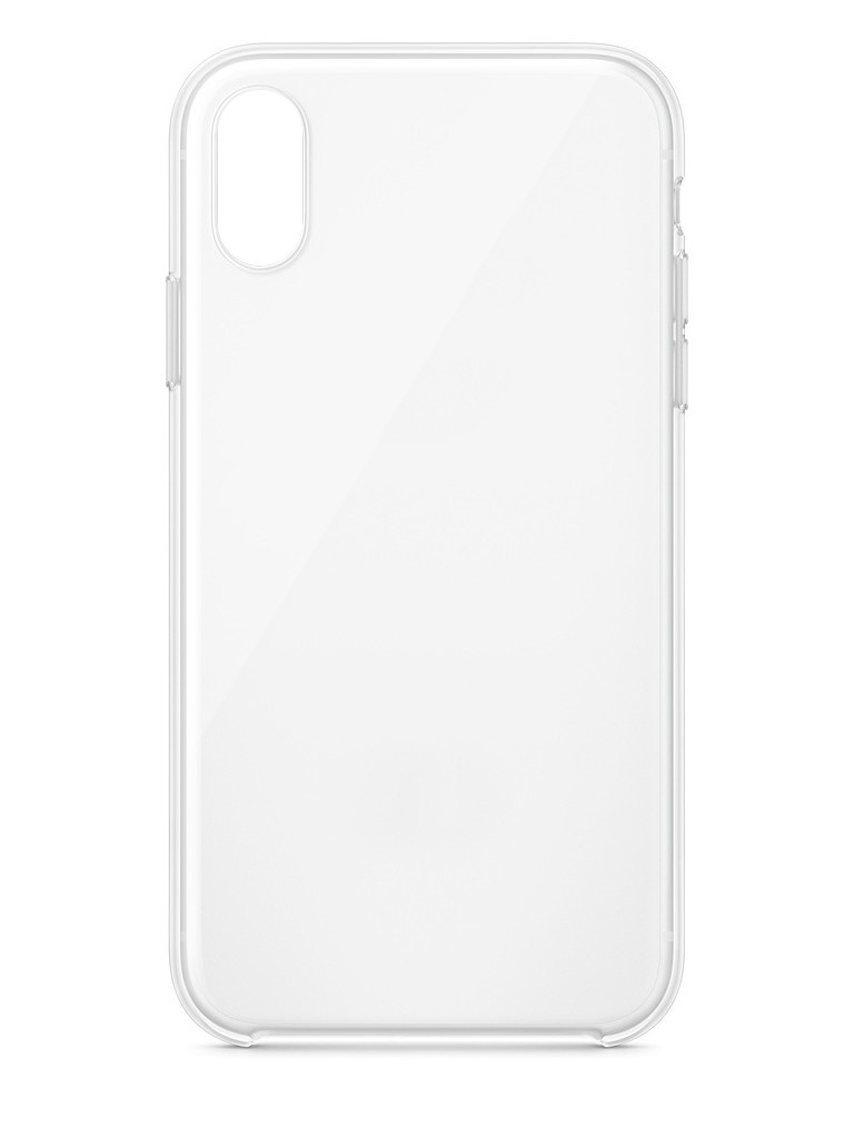 Чехол для APPLE iPhone XR Clear Case Transparent MRW62ZM/A
