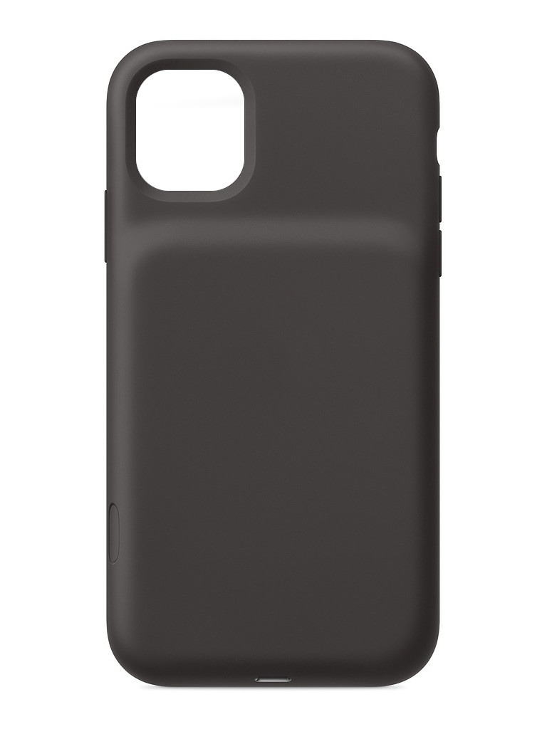 Чехол для APPLE iPhone 11 Pro Smart Battery Case with Wireless Charging Black MWVL2ZM/A