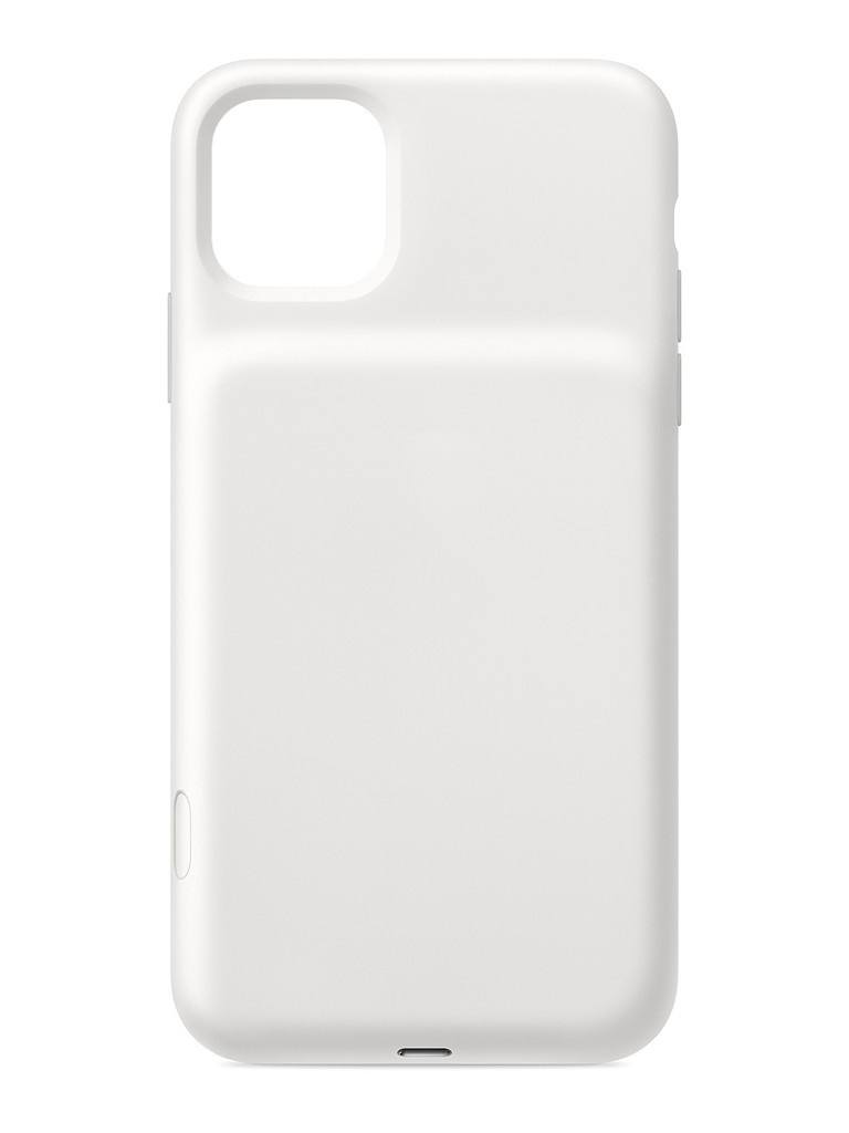 Чехол для APPLE iPhone 11 Pro Max Smart Battery Case with Wireless Charging White MWVQ2ZM/A