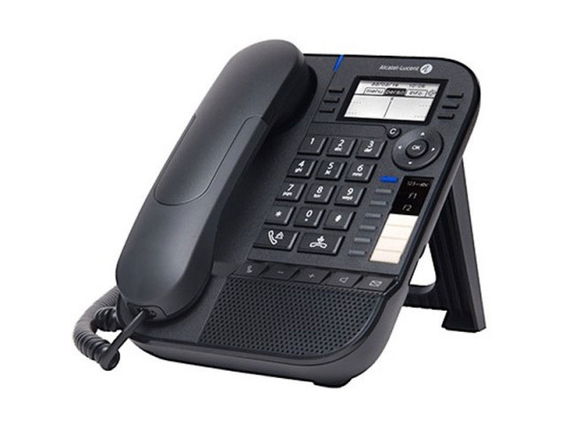 VoIP оборудование Alcatel-Lucent 8019S Black