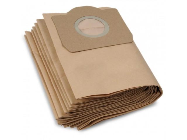 Фильтр-мешки Karcher WD 3 Brown 2.863-276