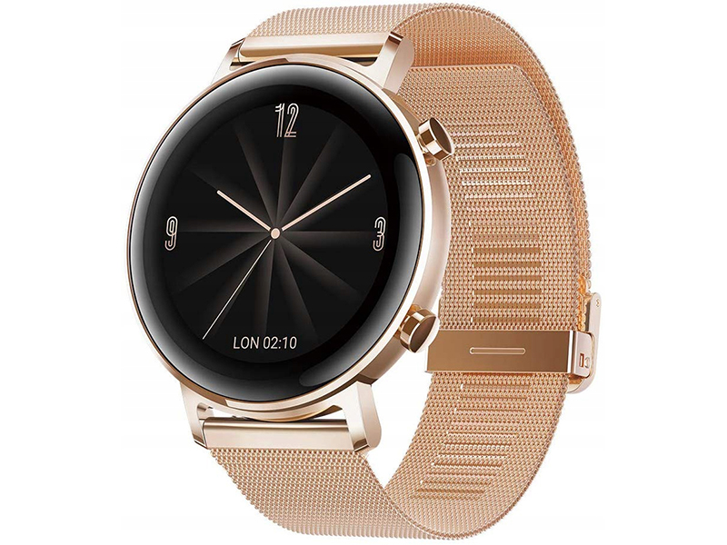Умные часы HUAWEI Watch GT 2 Elegant 42 mm Champagne Gold