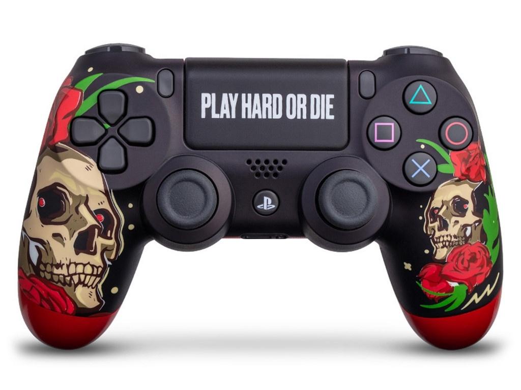 Геймпад Rainbo DualShock 4 Play Hard RBW-DS093