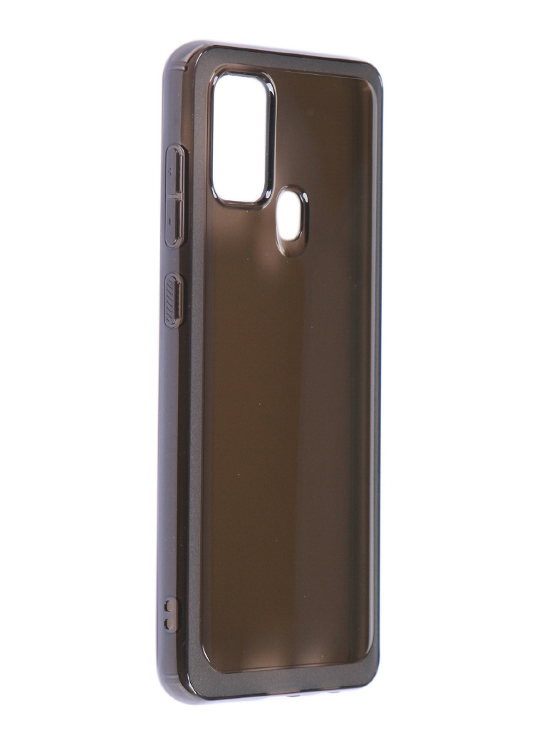Чехол Araree Samsung Galaxy A21s A Cover Black GP-FPA217KDABR