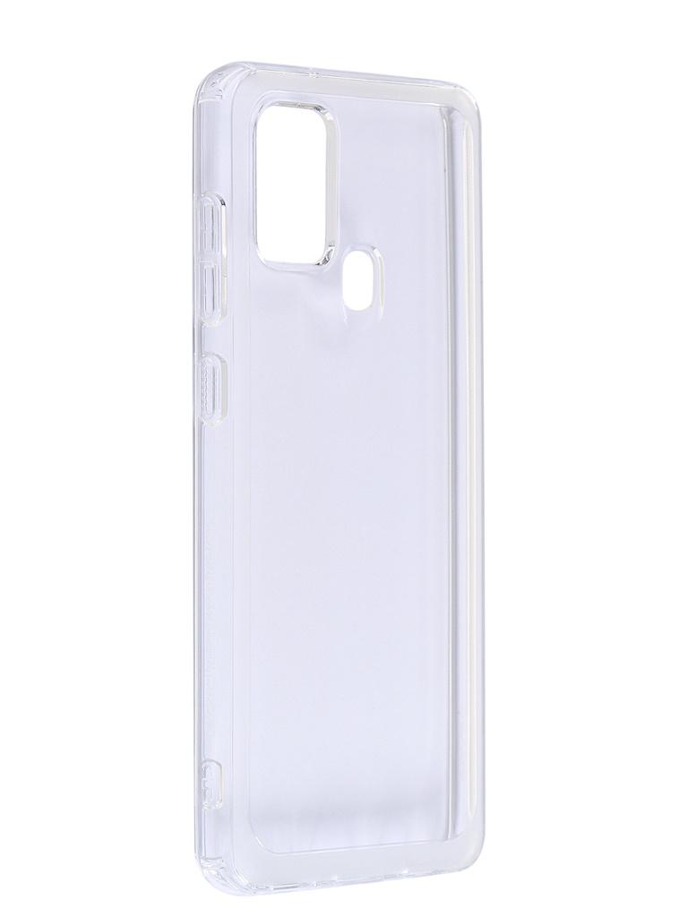 Чехол Araree для Samsung Galaxy A21s A Cover Transparent GP-FPA217KDATR