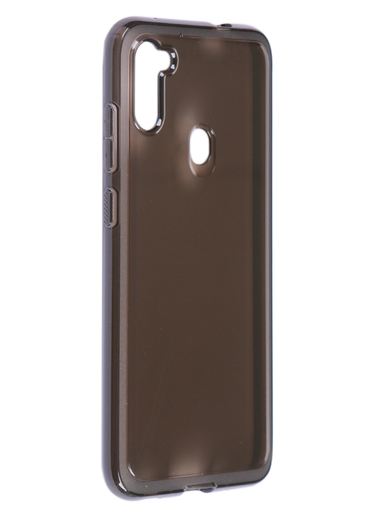 Чехол Araree для Samsung Galaxy A11 A Cover Black GP-FPA115KDABR