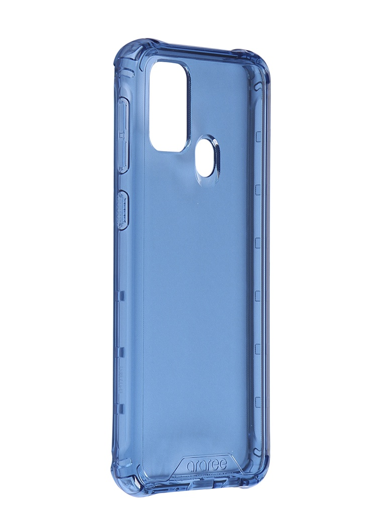 Чехол Araree для Samsung Galaxy M31 M Cover Blue GP-FPM315KDALR