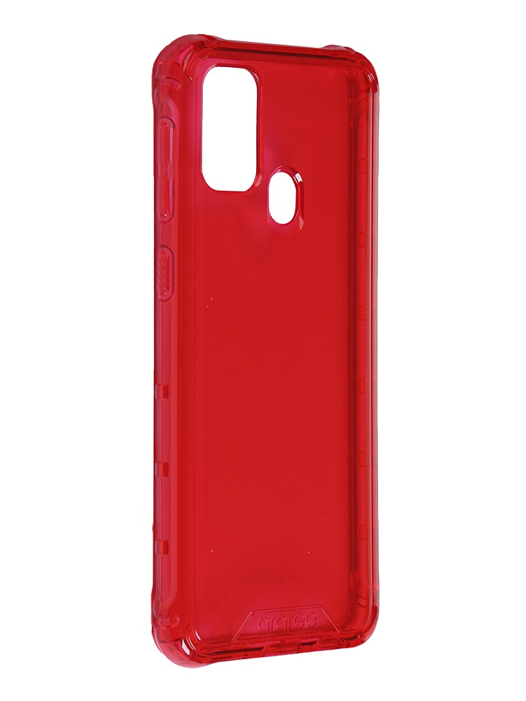 Чехол Araree для Samsung Galaxy M31 M Cover Red GP-FPM315KDARR