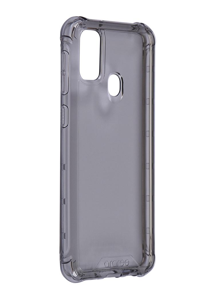 Чехол Araree для Samsung Galaxy M21 M Cover Black GP-FPM215KDABR