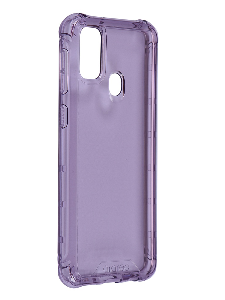 Чехол Araree для Samsung Galaxy M21 M Cover Magenta GP-FPM215KDAER