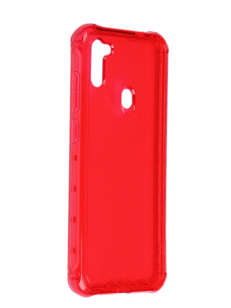Чехол Araree для Samsung Galaxy M11 M Cover Red GP-FPM115KDARR