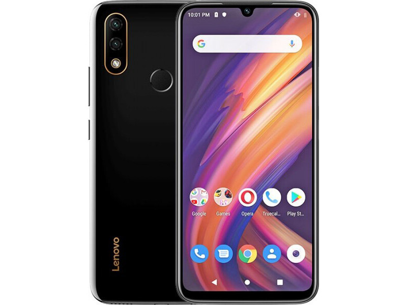 Сотовый телефон Lenovo A6 Note 3/32GB Black
