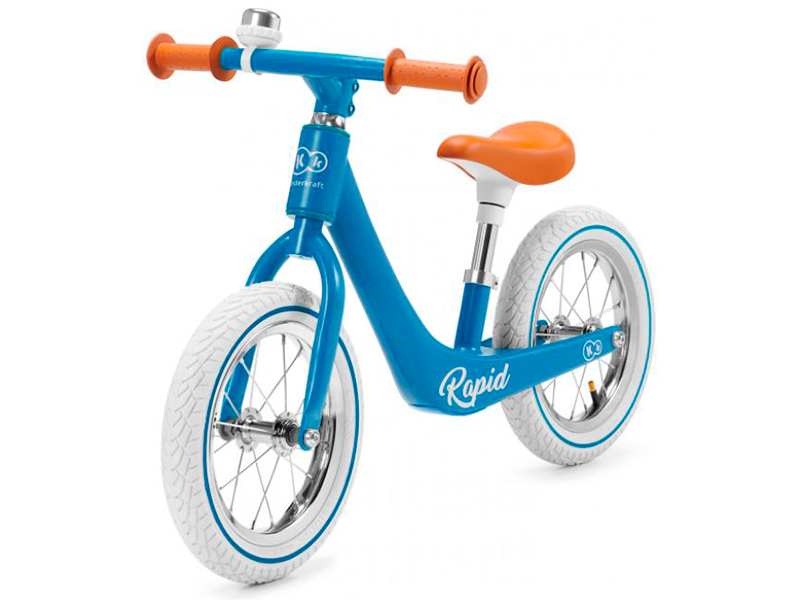 Беговел Kinderkraft Rapid Blue Sapphire KKRRAPIBLU0000