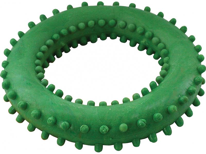 Кольцо с шипами Зооник №4 16422